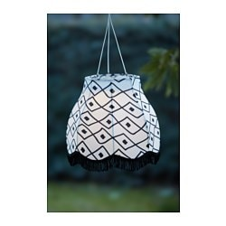 SOLVINDEN LED solar-powered pendant lamp, outdoor