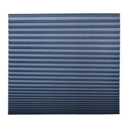 SOMMAR 2017 pleated blind, blue
