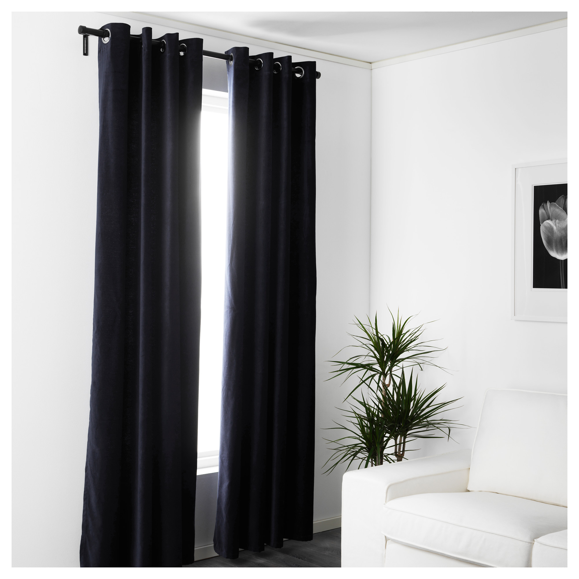 velvet opaque blackout matilda velour drapery size ikea teal drapes rings curtains curtain breathtaking full panel plum of white canada aina