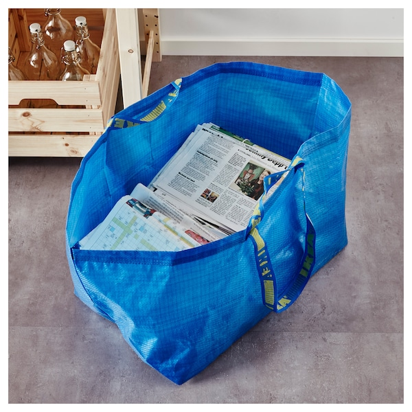 IKEA FRAKTA Shopping bag, large