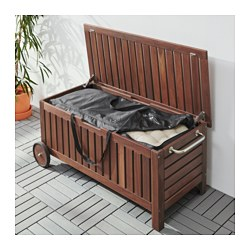 ... Outdoor furniture covers  sc 1 st  Ikea & TOSTERÖ Storage bag for pads and cushions - IKEA