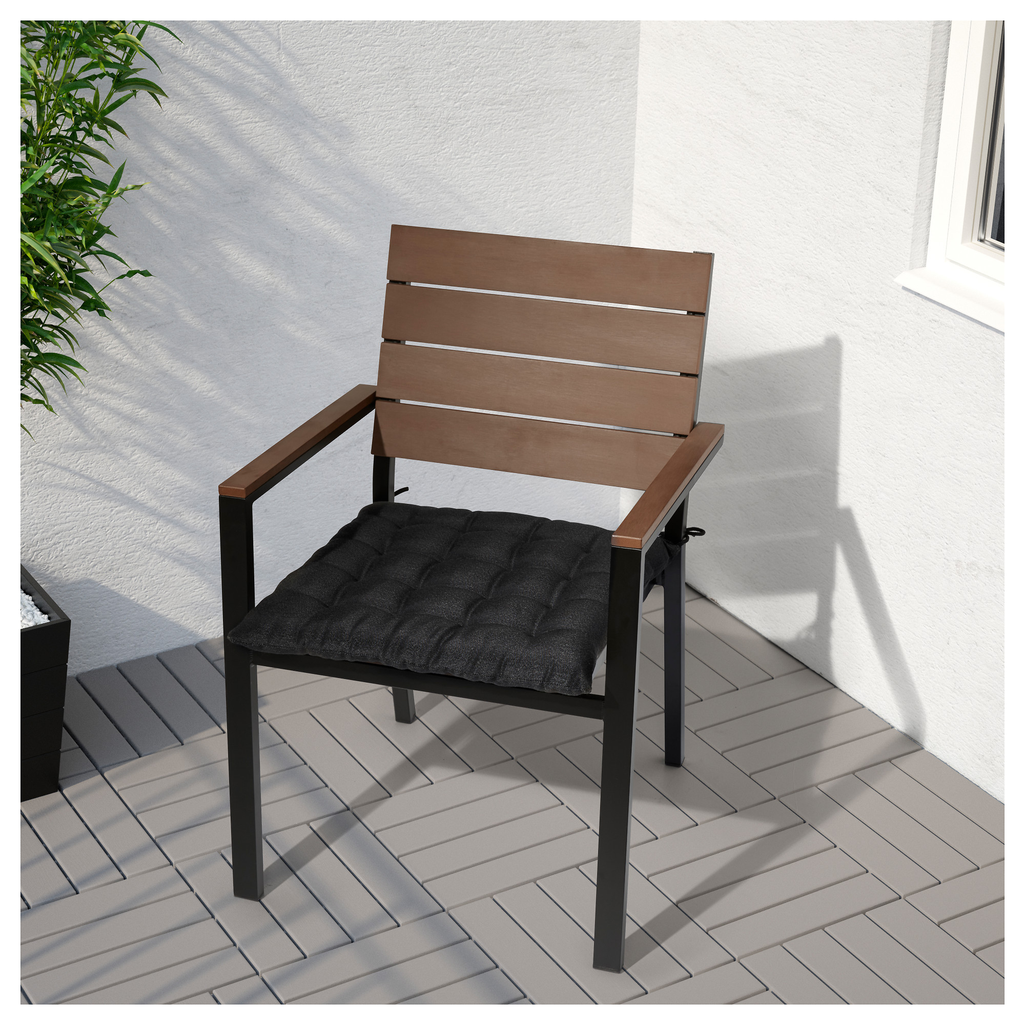 FALSTER Armchair, outdoor - IKEA