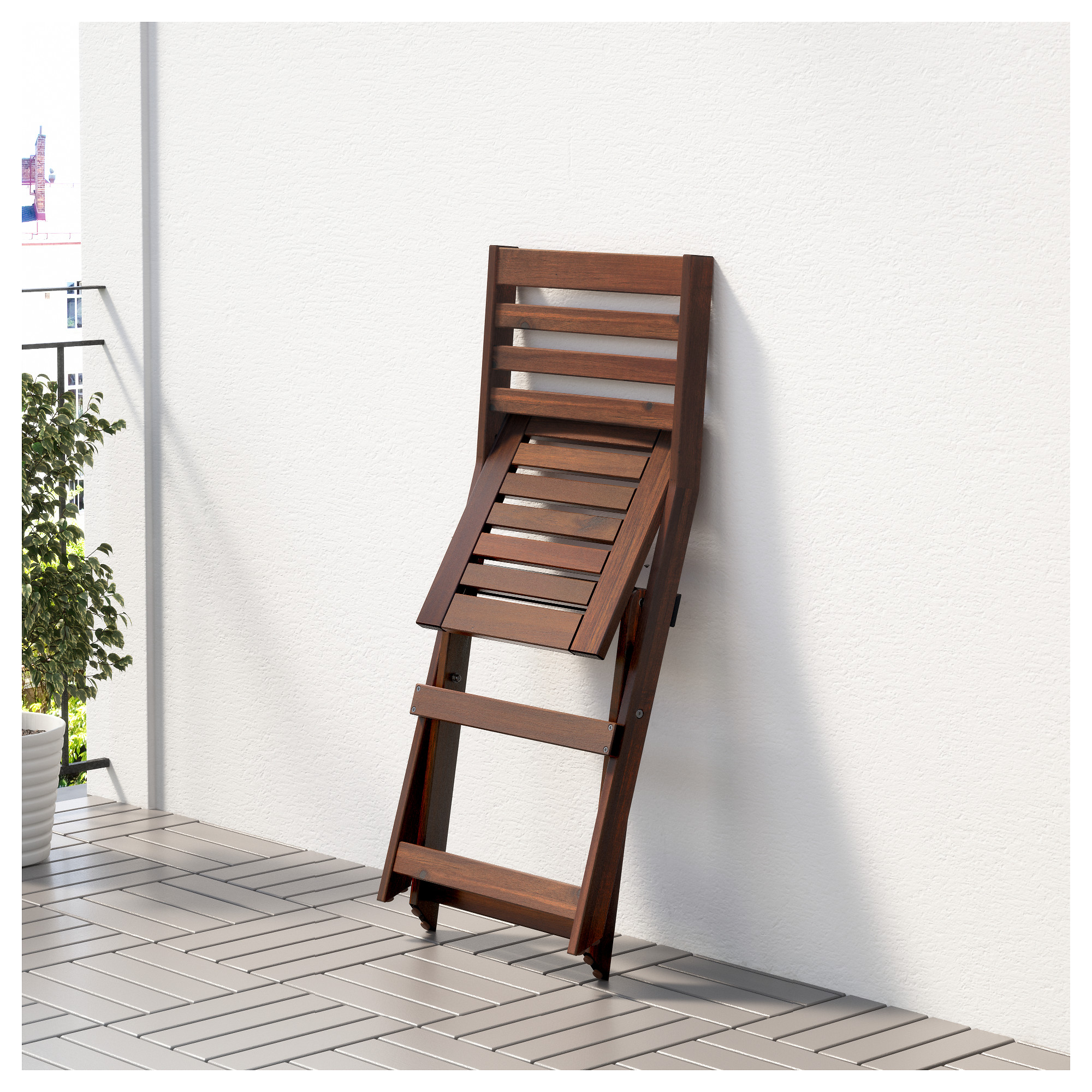 """PPLAR– Chair outdoor IKEA"