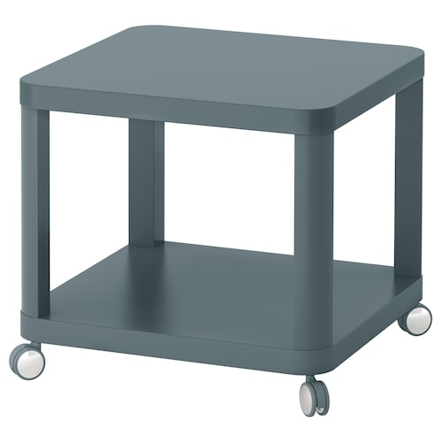 IKEA TINGBY Side table on casters