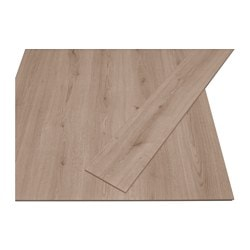 TUNDRA laminated flooring, oak effect