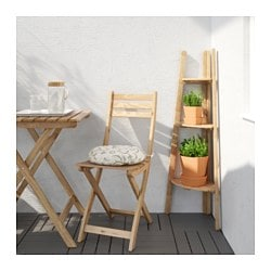 Ikea askholmen  ASKHOLMEN Plant stand, grey-brown stained grey-brown - IKEA
