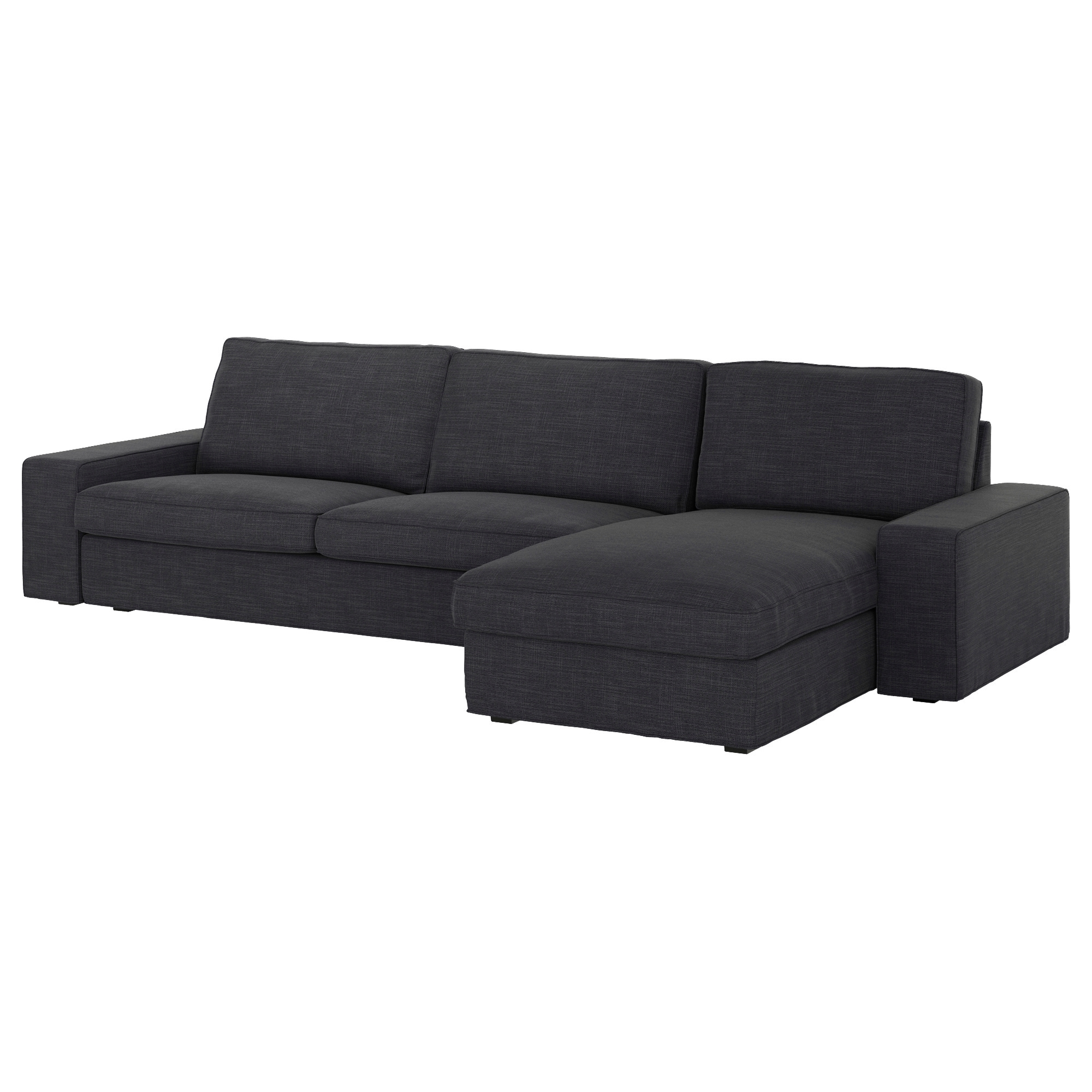 KIVIK Sectional 4 seat Hillared anthracite IKEA