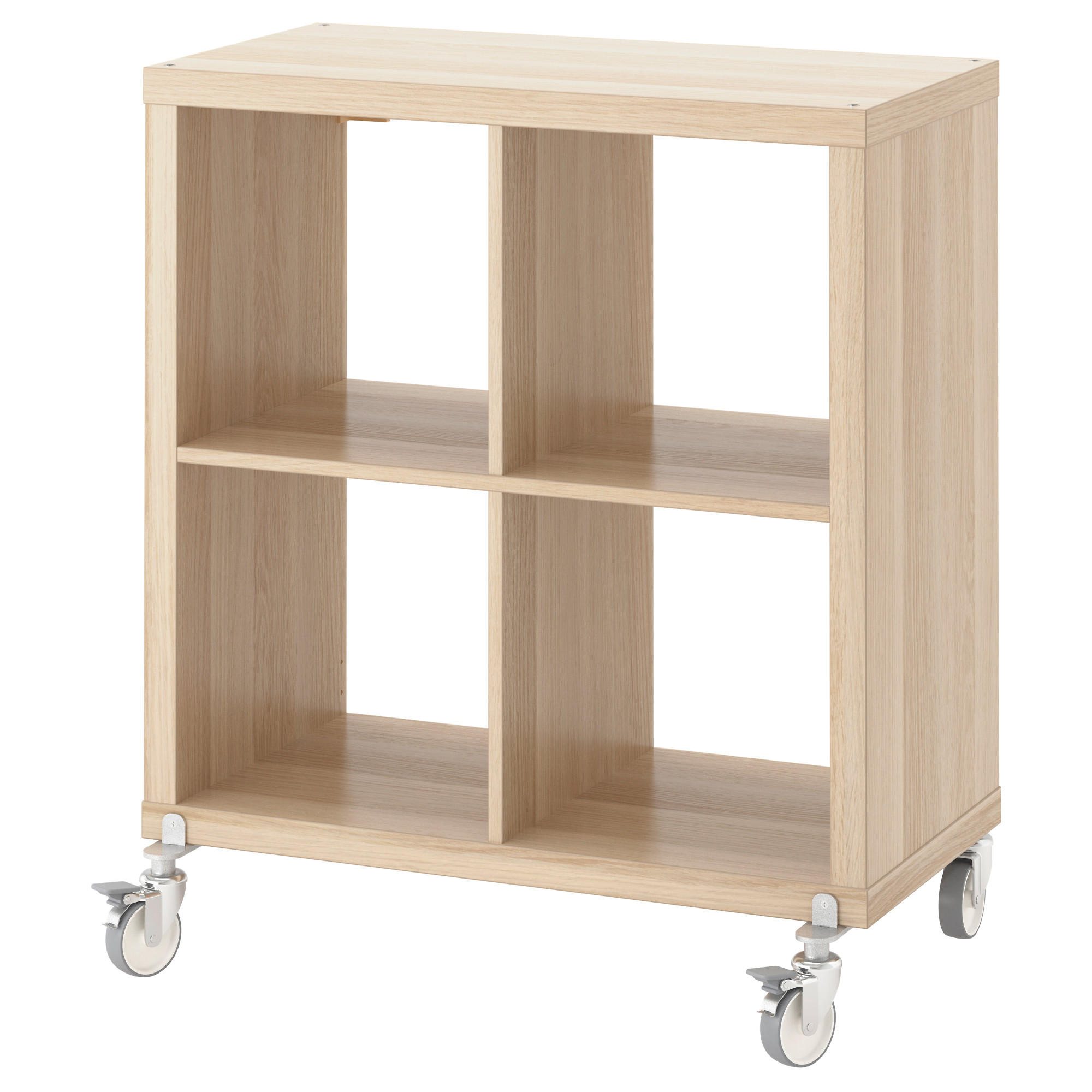 Kallax Shelving Unit On Castors Ikea # Notice Expedit Ikea