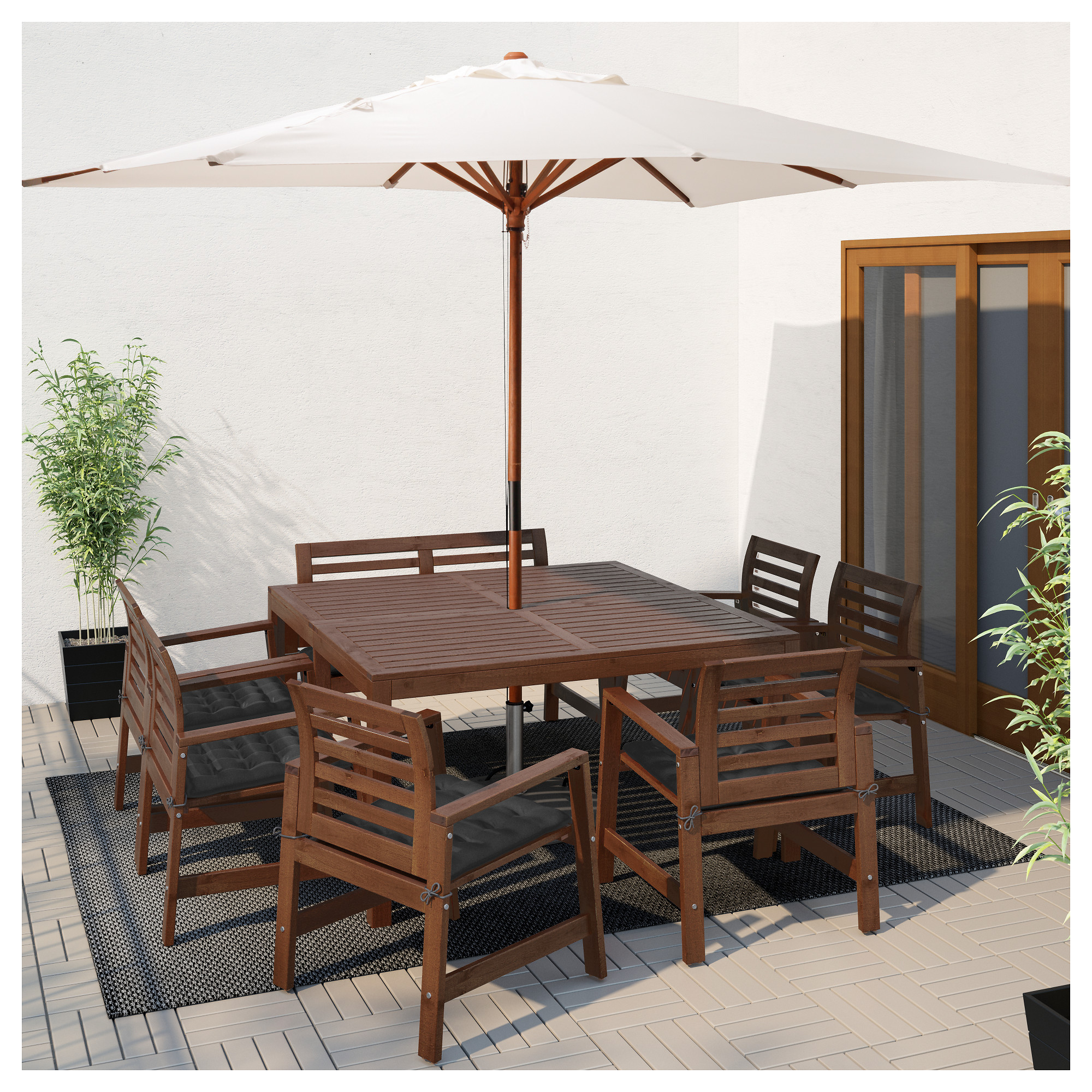 PPLAR Table Outdoor