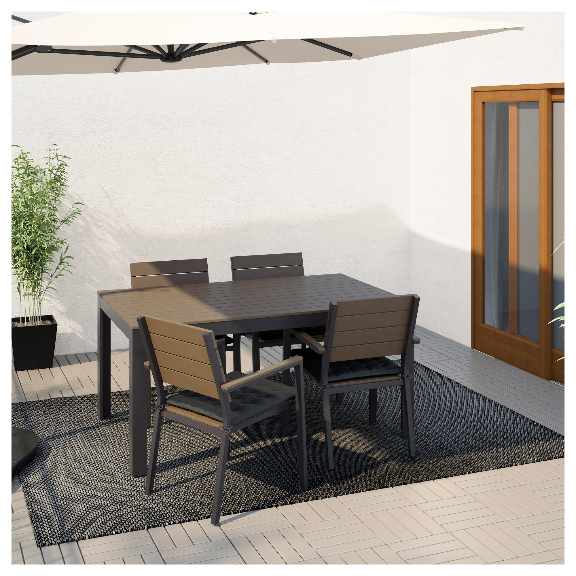 FALSTER Table, outdoor - IKEA