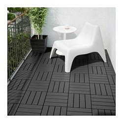 holzfliesen bodenrost f r balkon terrasse ikea at. Black Bedroom Furniture Sets. Home Design Ideas
