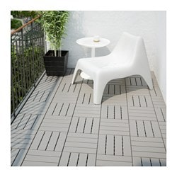 RUNNEN Floor decking, outdoor RM99