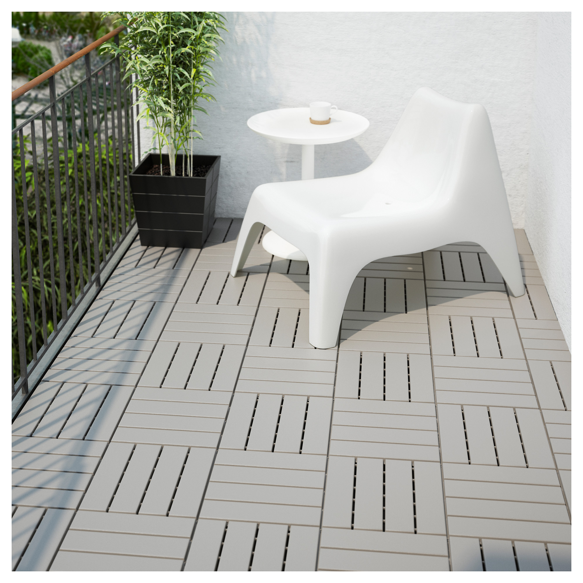 RUNNEN Decking, Outdoor