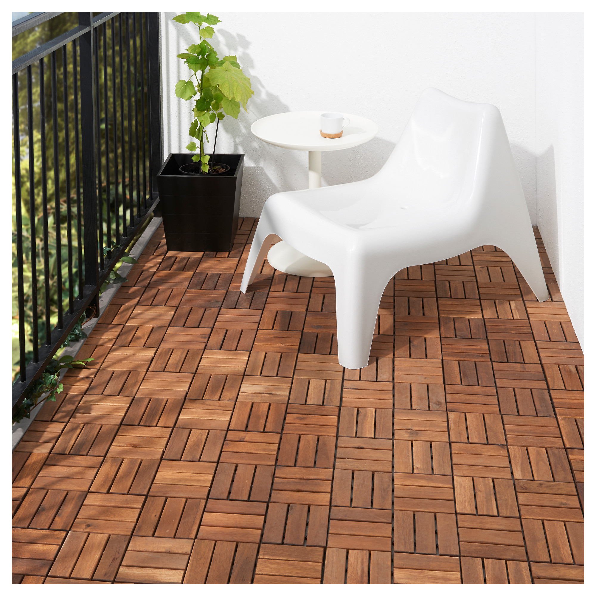 Decking outdoor flooring ikea runnen floor decking outdoor brown stained length 11 34 width baanklon Image collections
