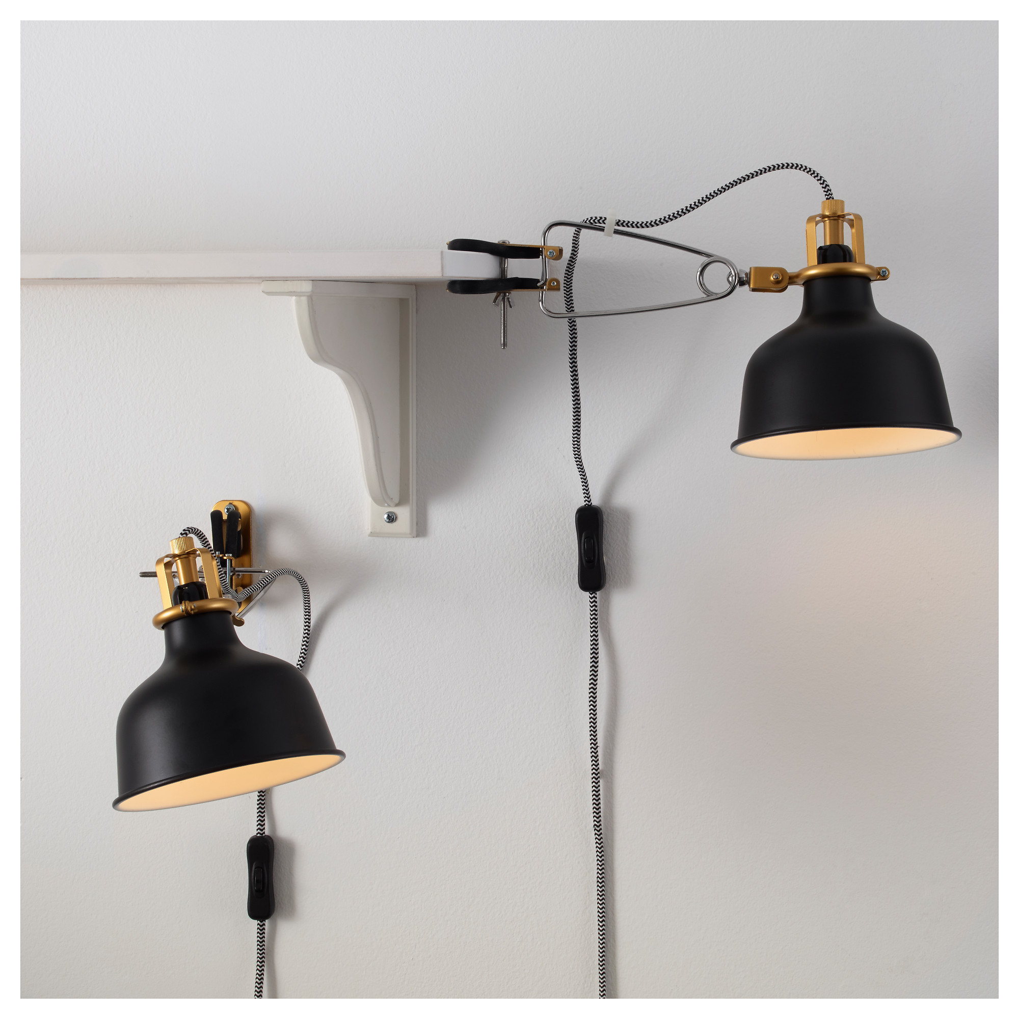Exceptional RANARP Wall/clamp Spotlight   IKEA