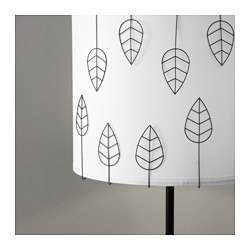 Edsvalla decoration for lamp shade set of 10 ikea edsvalla decoration for lamp shade set of 10 leaf mozeypictures Image collections