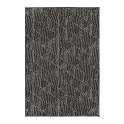 Stenlille Rug Low Pile Gray Ikea Family