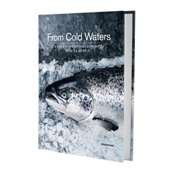 "SJÖRAPPORT book, From Cold Waters Pages: 192 pieces Width: 7 ¾ "" Height: 9 ¾ "" Pages: 192 pieces Width: 19.6 cm Height: 24.8 cm"