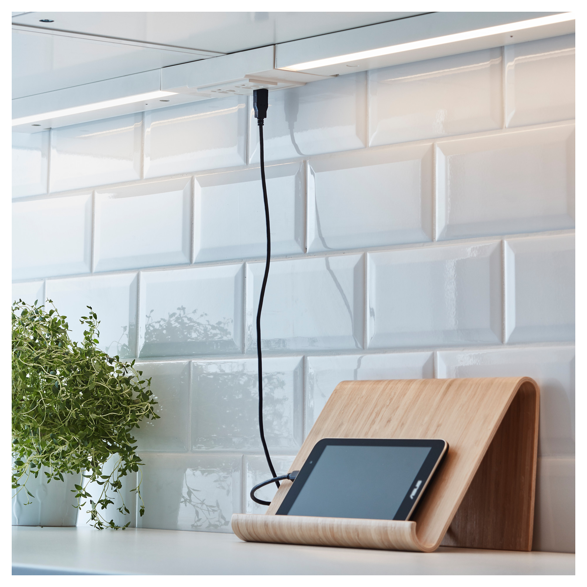 Under cabinet outlet strip with usb nice houzz