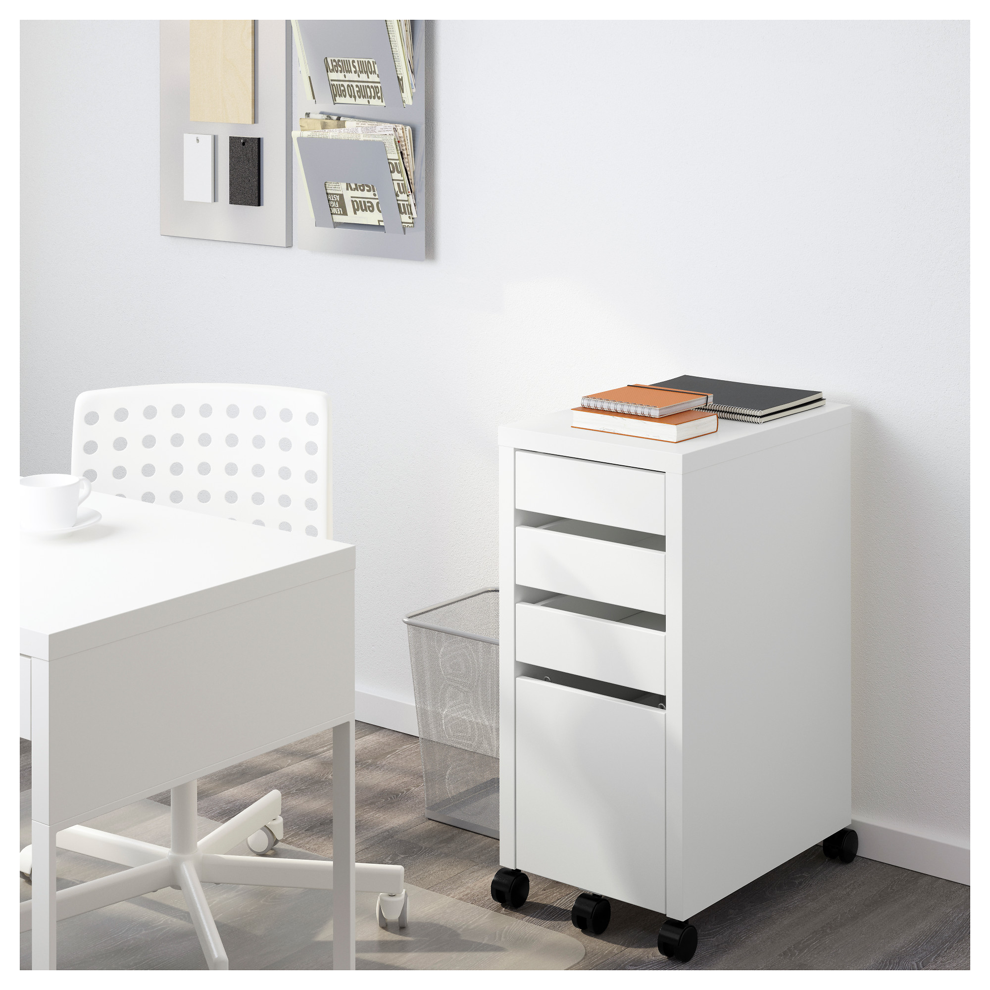 Awesome MICKE Drawer Unit/drop File Storage   White   IKEA