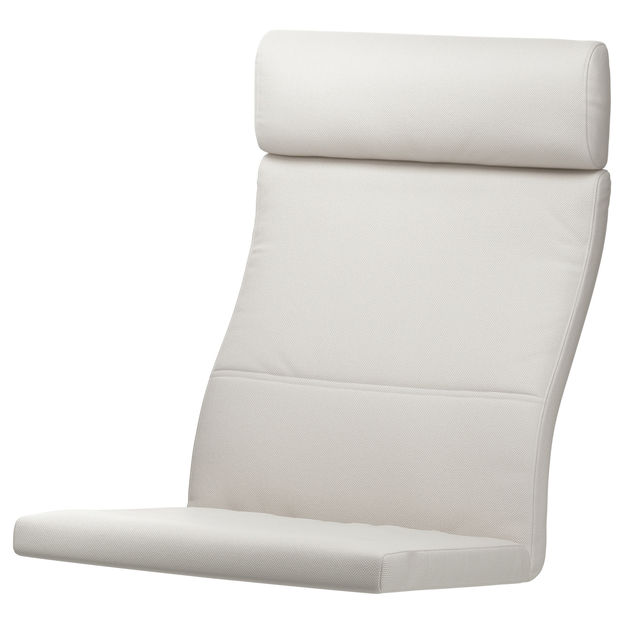 """PO""""NG Chair cushion Hillared anthracite IKEA"""