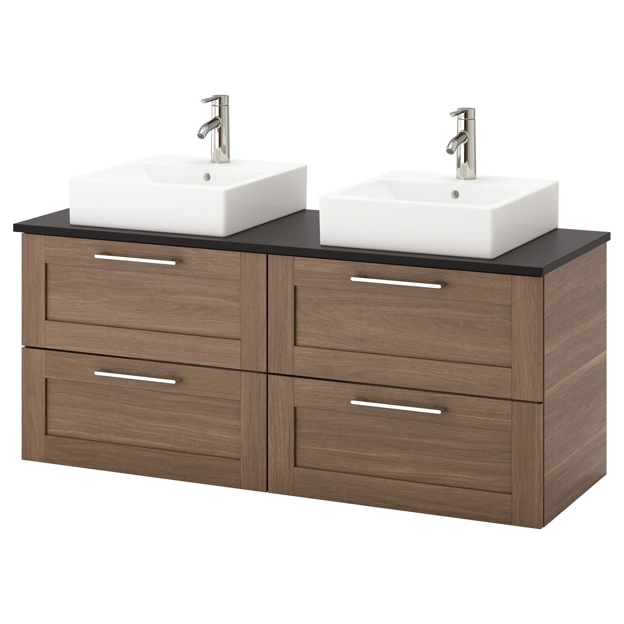 GODMORGON  TOLKEN   T RNVIKEN vanity  countertop and 17 3 4  sink. Bathroom Sink Cabinets   IKEA
