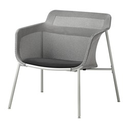 IKEA PS 2017 Sessel, grau