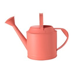 SOCKER watering can, in/outdoor, orange