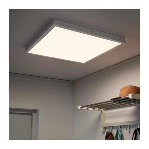 FLOALT LED panelis, balts spektrs (60x60 cm)