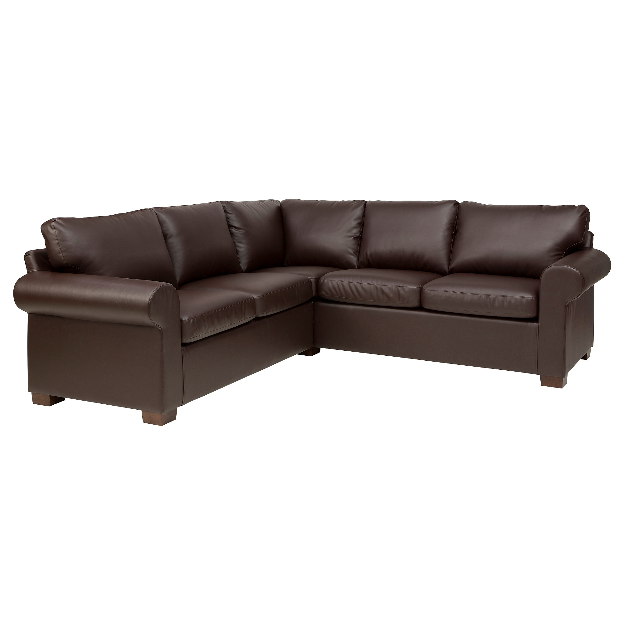 Ikea Leather Sectionals Ikea Karlstad Loveseat And Chai Batar Custom Made Cover Fits Ikea