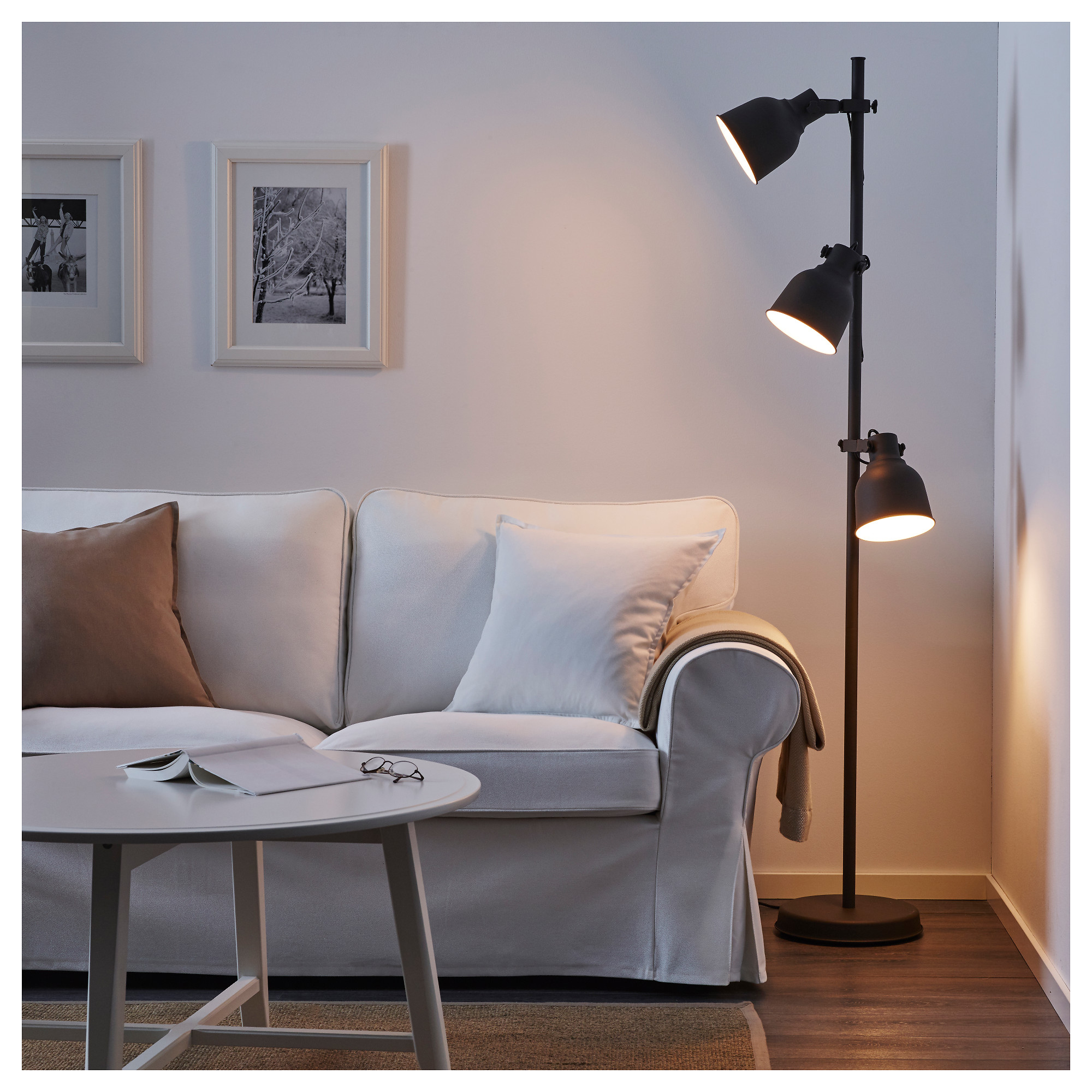 lampadaire 3 spots ikea. Black Bedroom Furniture Sets. Home Design Ideas