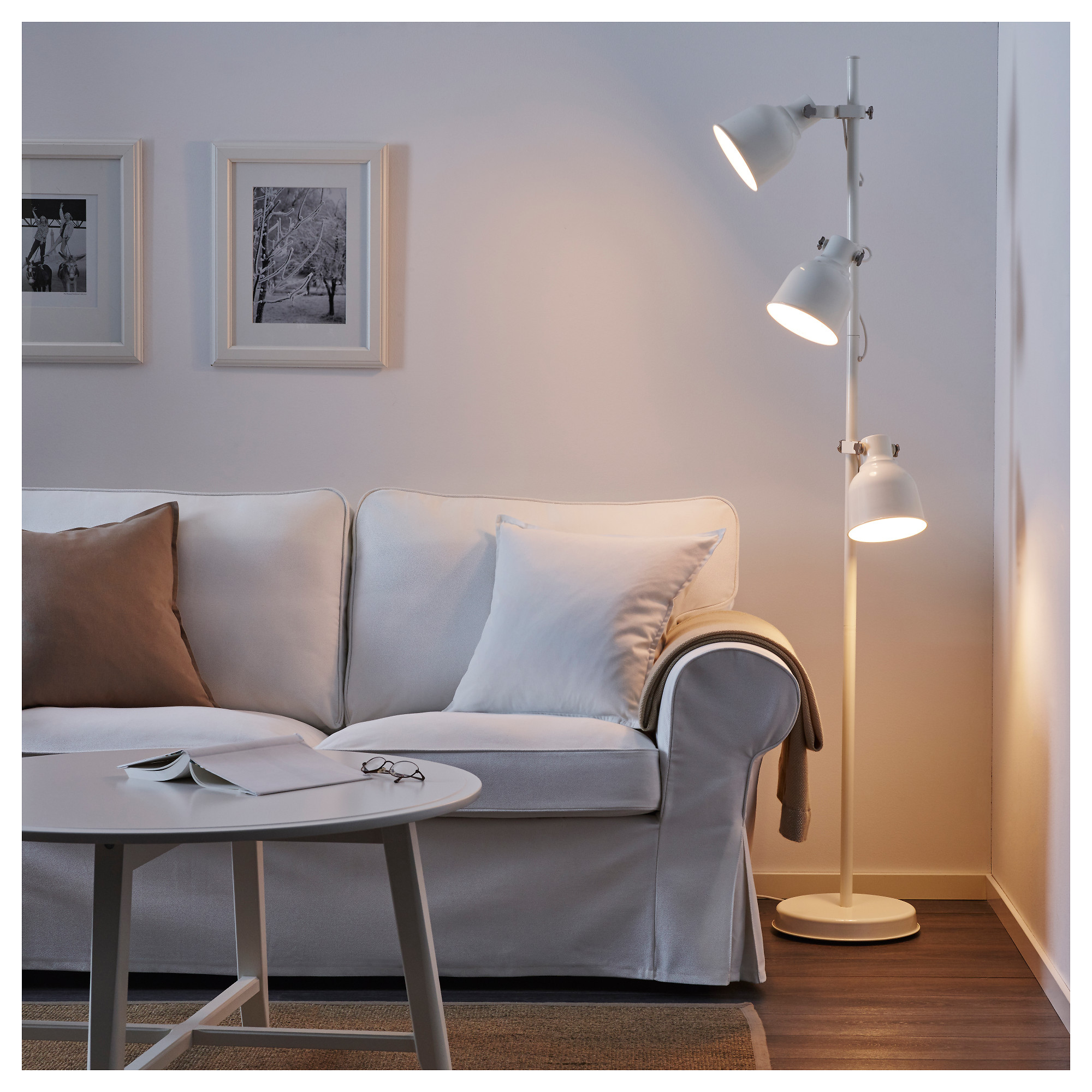 HEKTAR Floor Lamp With 3 Spotlights   IKEA Part 77