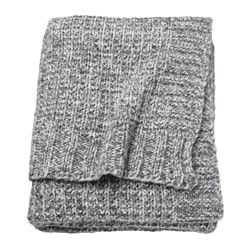 DUNÄNG throw, grey