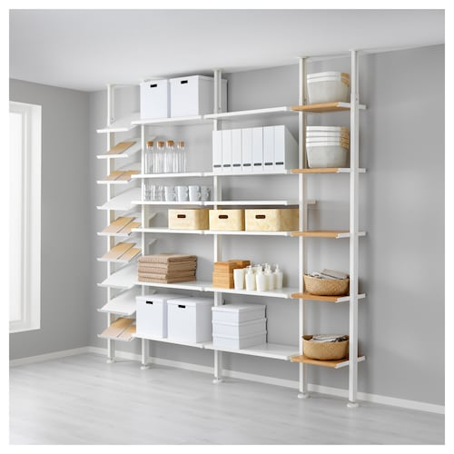 IKEA ELVARLI 4 sections
