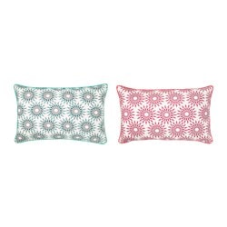HEMMAFEST cushion cover, assorted colours Length: 65 cm Width: 40 cm