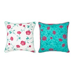 HEMMAFEST cushion cover, assorted patterns Length: 50 cm Width: 50 cm