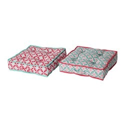 HEMMAFEST floor cushion, assorted colours