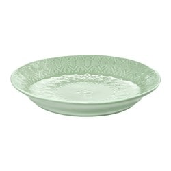 "SOMMAR 2017 serving plate, green Diameter: 14 "" Diameter: 35 cm"