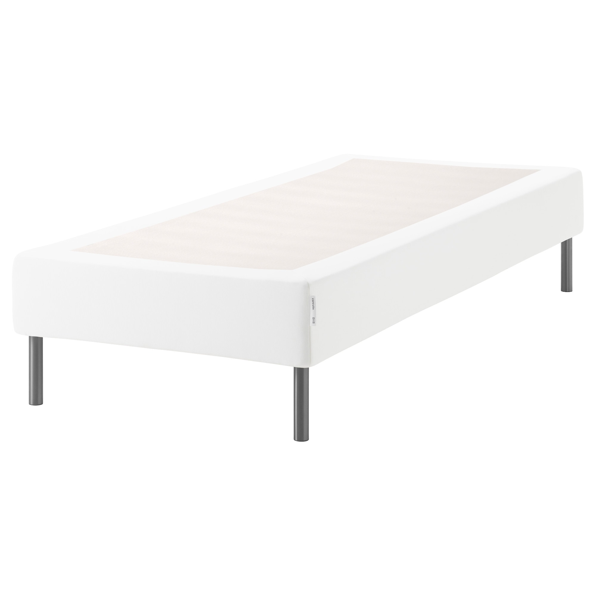 ESPEVÄR Slatted mattress base with legs   Twin, Bjorli   IKEA