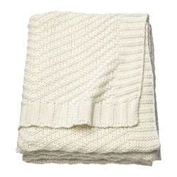 JENNYANN throw, white