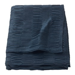 VÄGMÅLLA throw, blue