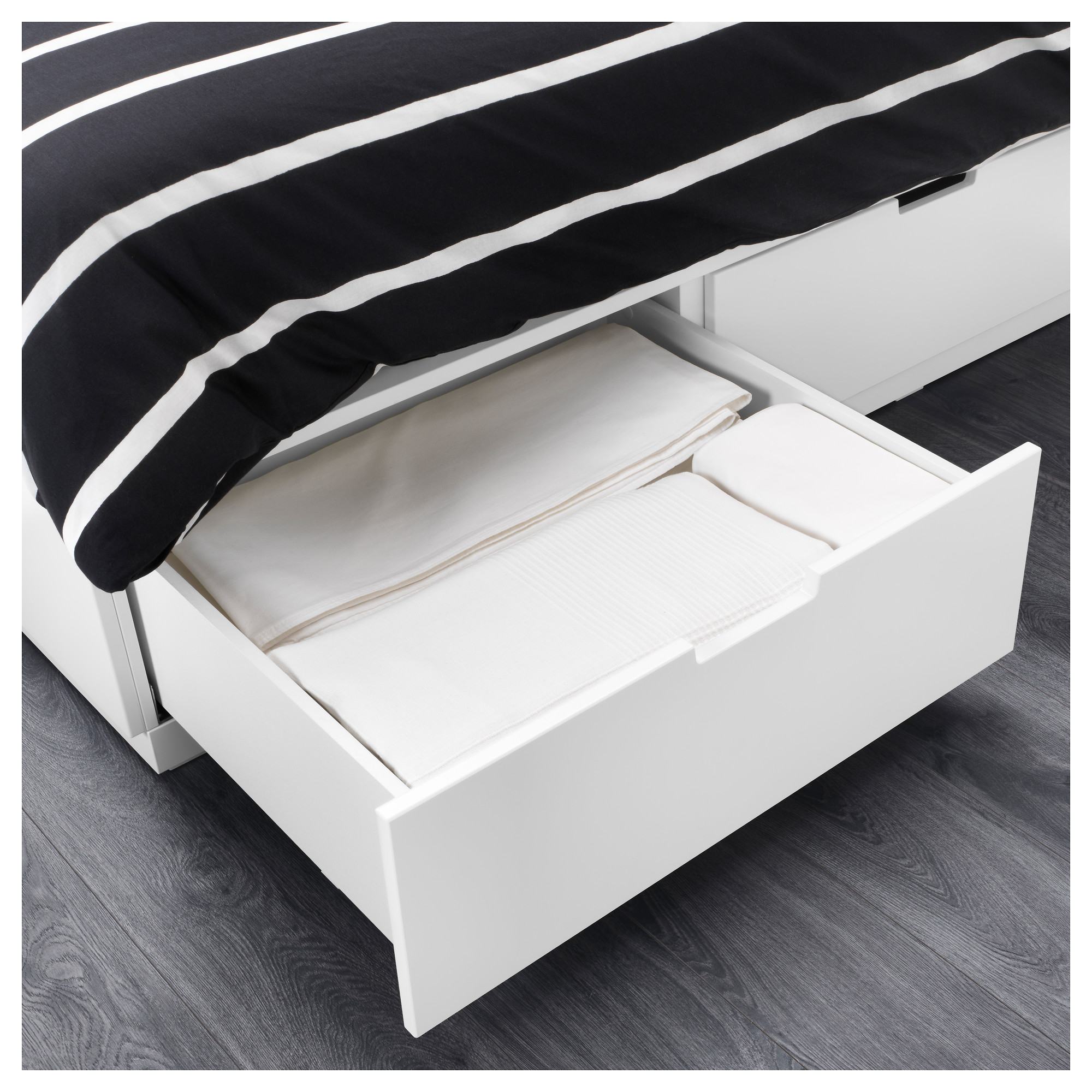 Bed frame with storage - Bed Frame With Storage 10