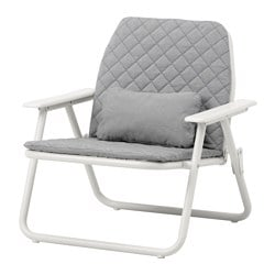 IKEA PS 2017 folding armchair, foldable