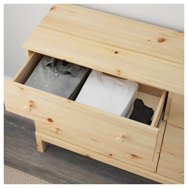 IKEA TARVA 6-drawer chest