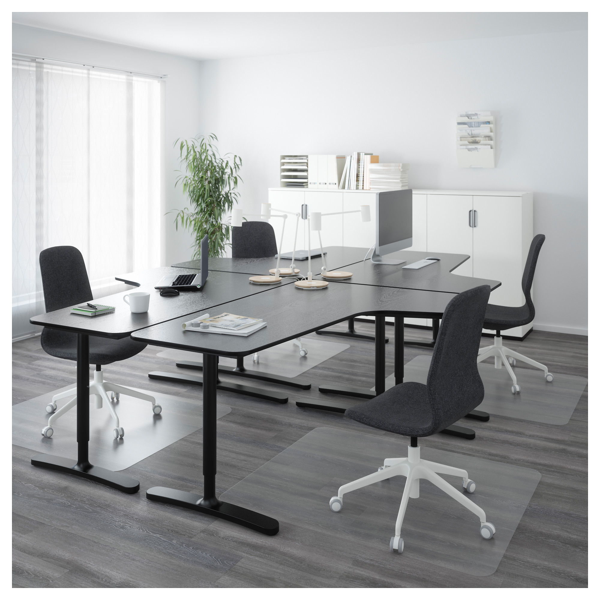 white office table. White Office Table