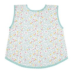SPRUDLA, Children's apron, dotted