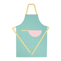 UDDIG, Apron, light blue