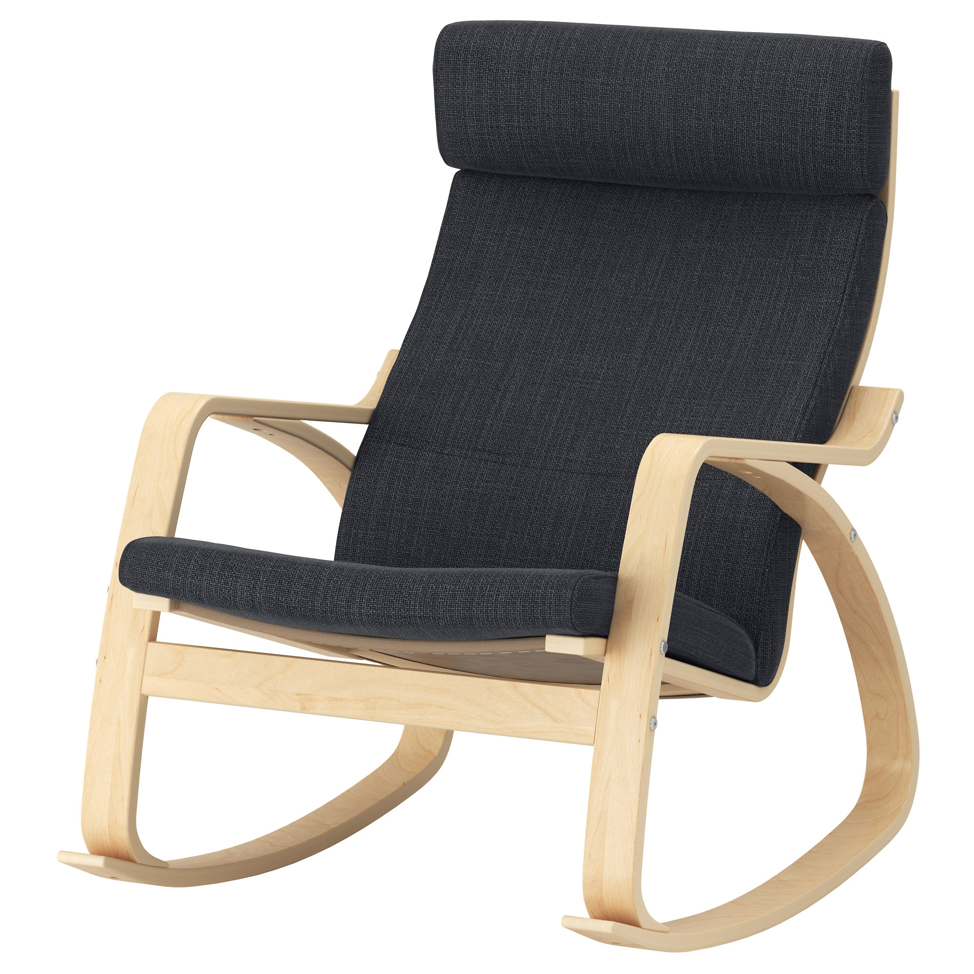 Delicieux POÄNG Rocking Chair   Vislanda Black/white   IKEA