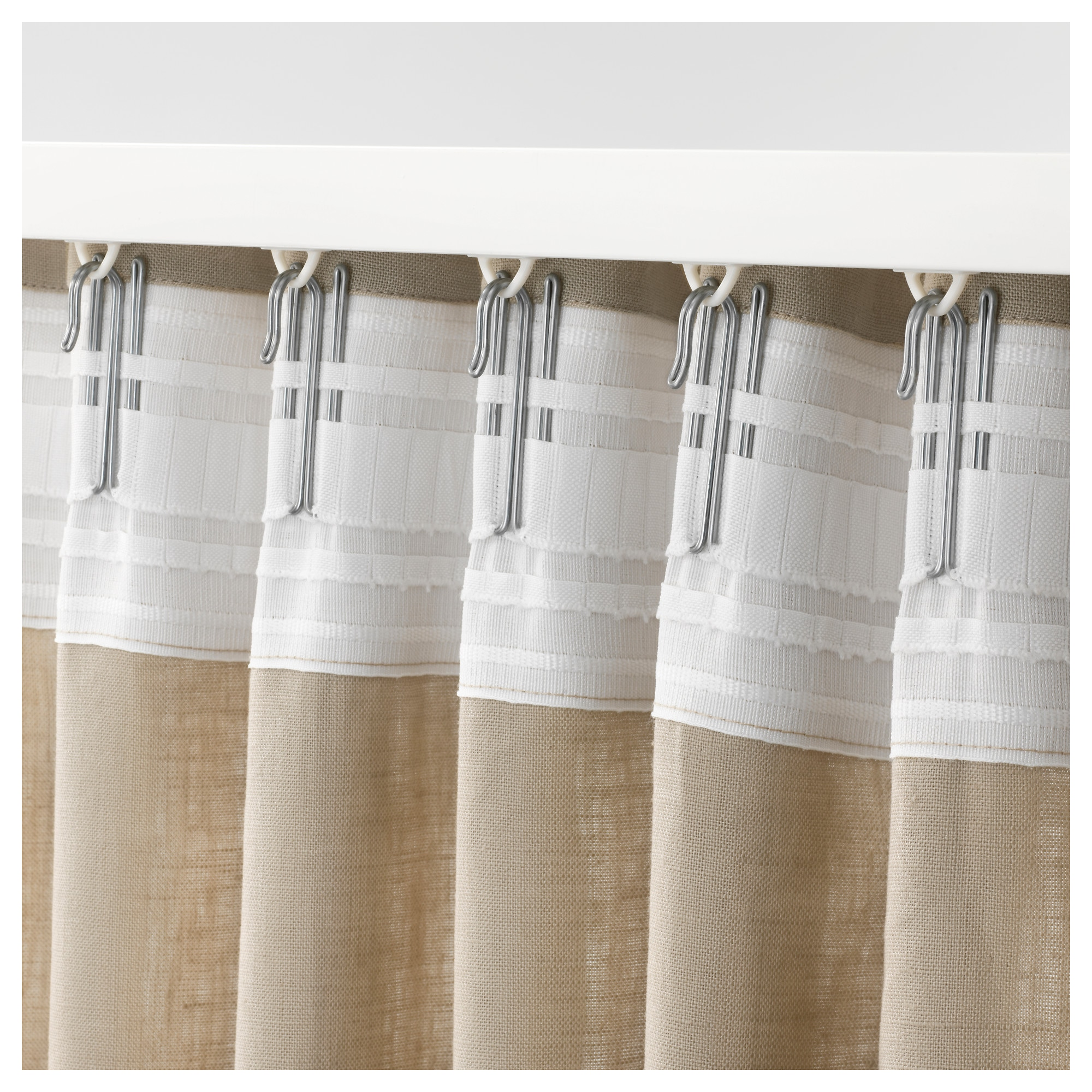 rod wide clip full and of hanging pinch back top on size window pleat curtain to traverse hang for clips extra with rings patio grommet drape how curtains hung make images door hooks tab design drapes exceptional