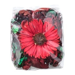 DOFTA potpourri, scented, Red garden berries red Net weight: 3 oz Net weight: 90 g